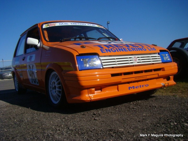 Trevett MG Metro Turbo